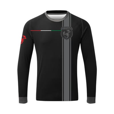 ABARTH Men's Long Sleeve