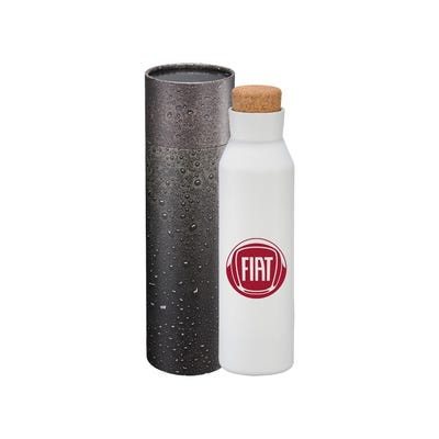 20 oz Copper Vacuum Cork Bottle