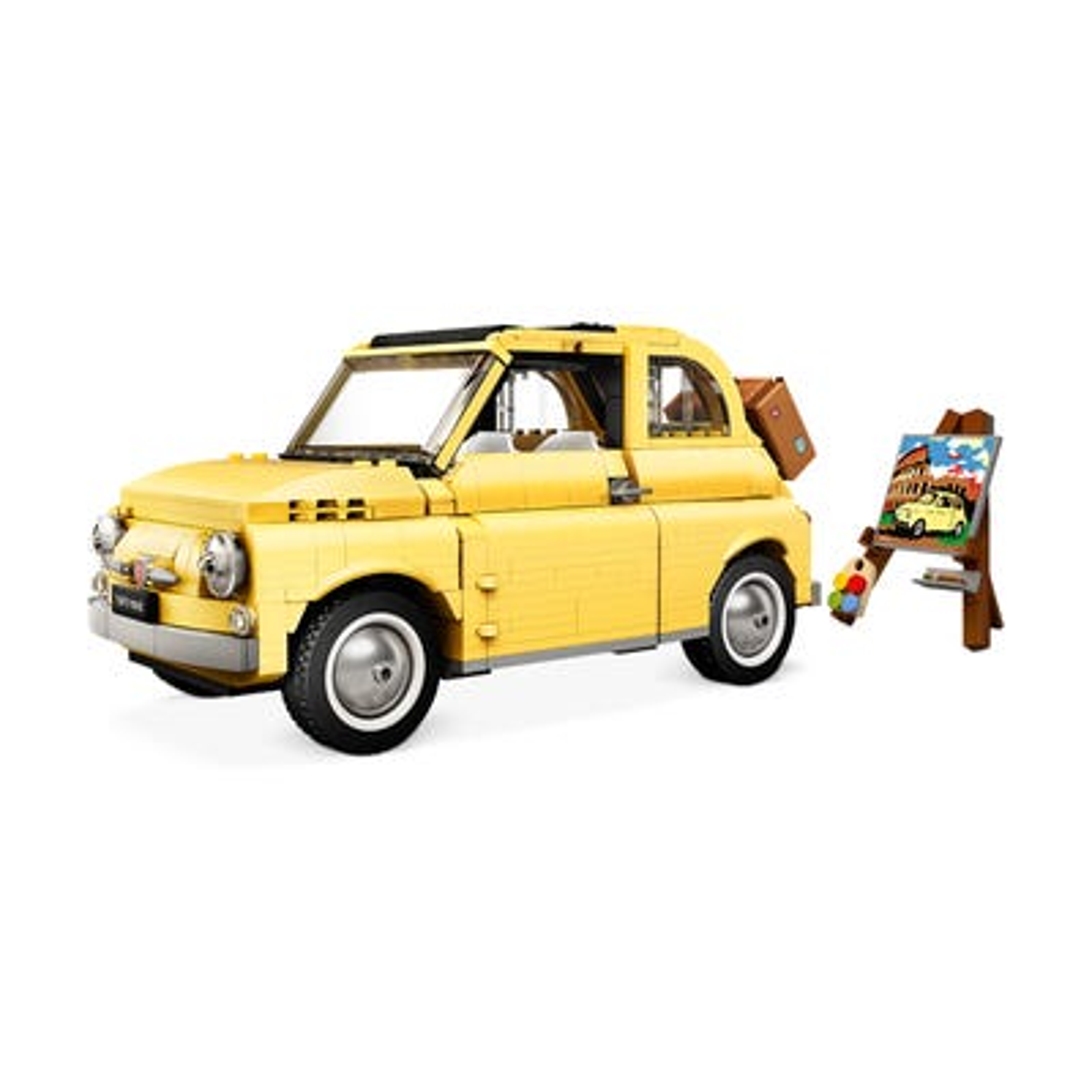 LEGO® FIAT 500 Creator Set