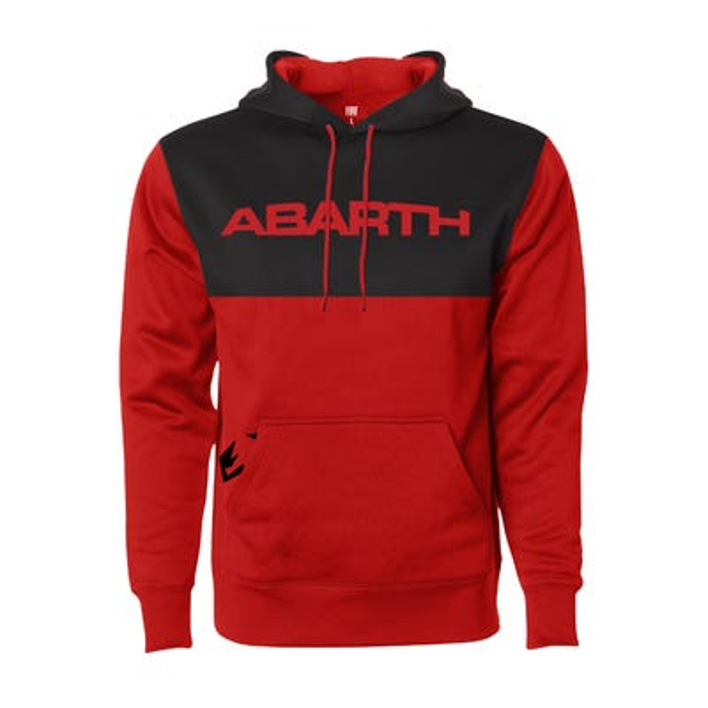 Abarth Men's Graphic Hoodie