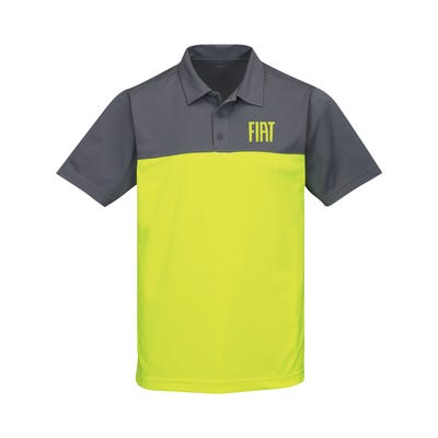 Men's Color Block Polo