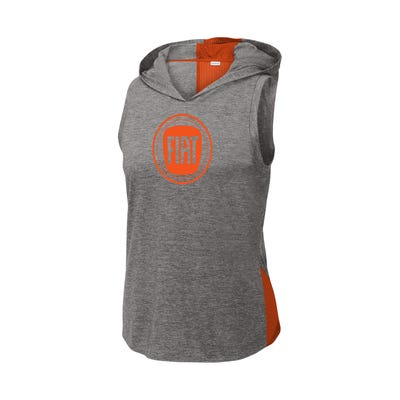 Women's Performance Hooded Tank Top
