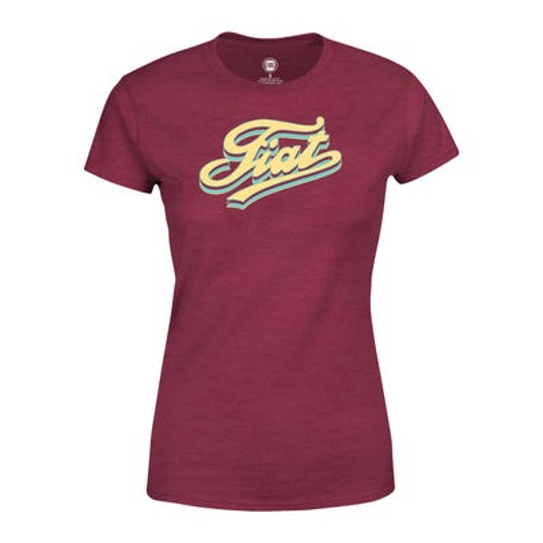 Women's Vintage Script T-shirt